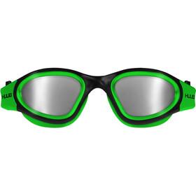 HUUB Aphotic Occhiali Maschera, verde/nero